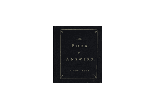 The Book of Answers™ – original edition