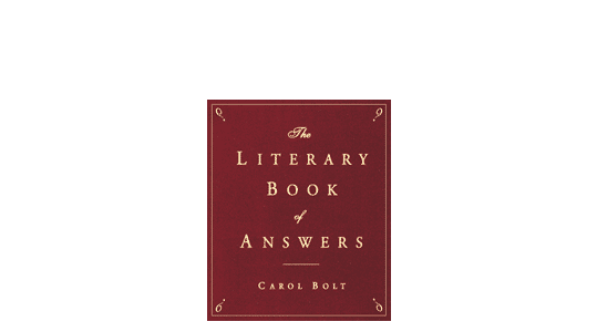 The Literary Book of Answers™